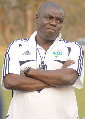 Sellas Tetteh has already expressed his discomfort with professional players right from the early days.