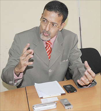 Chairman of Rwanda Renaissance and Co-Chairman, Travel and Tourism Committee of the Indian Merchant's Chamber Clarence Fernandes / File photo