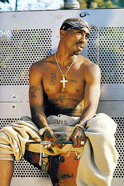 Tupac wanted to change the world