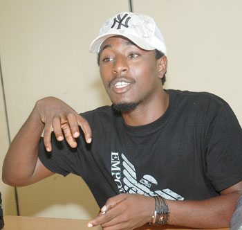 Tusker Project Fame All Stars winner Alpha Rurangira
