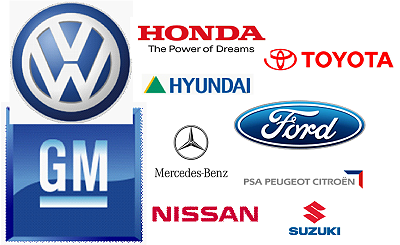 The Car Company >> Top Ten Largest Car Manufacturing Companies In The World