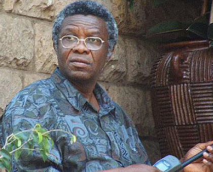 Felicien Kabuga is believed to be hiding in Kenya. The New Times / File.