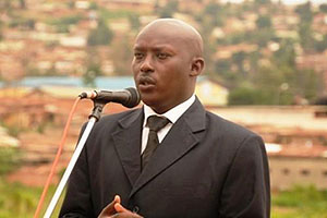 Kicukiro District Mayor Paul Jules Ndamage was among the Kigali mayors that raised the issue of slow recovery of loans from COOPEC