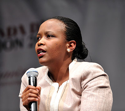 RDB CEO Clare Akamanzi discusses Rwanda's future prospects.