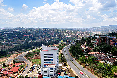Rwanda is going through an economic and social transformation. The New Times/File.