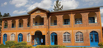 Headquarters of Kigali Employment Service Centre at Kimisagara.The New Times /  Courtesy.