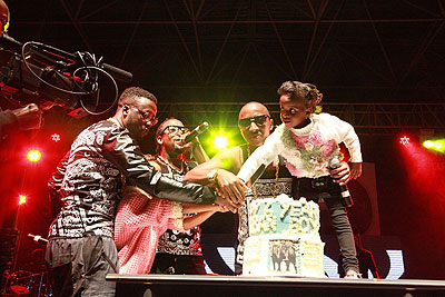 Urban Boys celebrate 6th anniversary with album launch