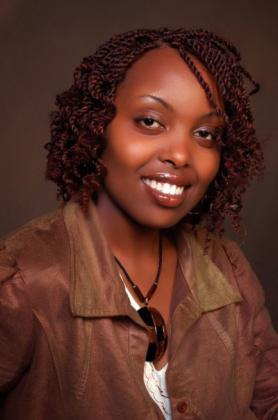 "Diana Nkunsi, the organiser of ""Women Destiny in 12 Prophetic Acts"" concert. The New Times /Courtesy."