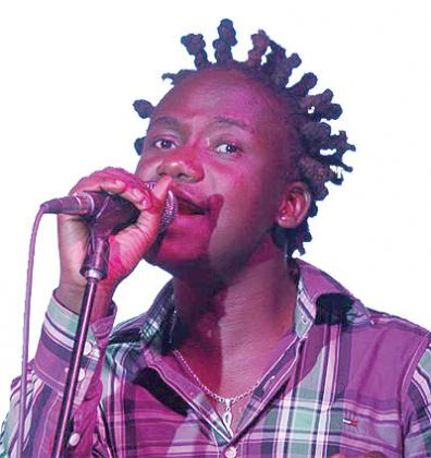 Mani Martin is the only Rwandan artiste known to take part in the event. File photo