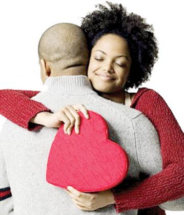 The non-followers of Valentine's Day believe that love should be celebrated every day of the year. Net photo