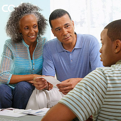 Reasons vary as to why a grown man will stay with his parents but for some women, that is a deal breaker. Net photo
