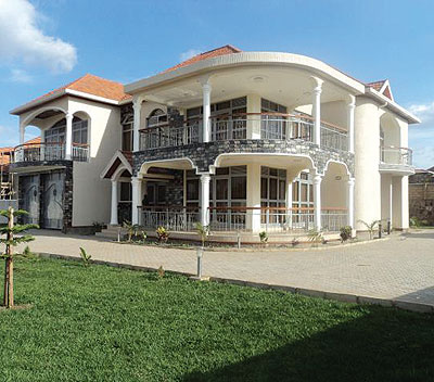 Owners of apartments like this could make quick cash from the RDB to host AfDB conference delegates. Net photo.