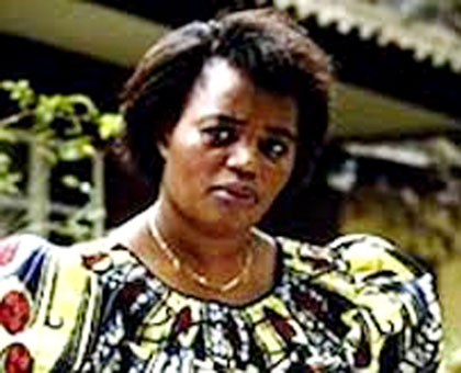 Agathe Uwingiriyimana's big vision for the country was cut shot just as she was about to take the mantle of leadership in government. File.