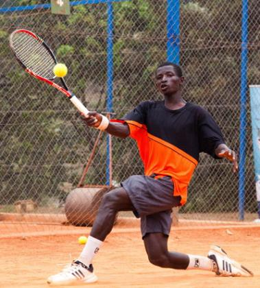 Teenager Ernest Habiyambere carries Rwanda's medal hopes going into the Africa Youth Games set to be held in Gaborone, Botswana this month. File