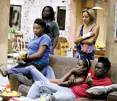 Housemates in Big Brother Africa All Stars (Season 5)