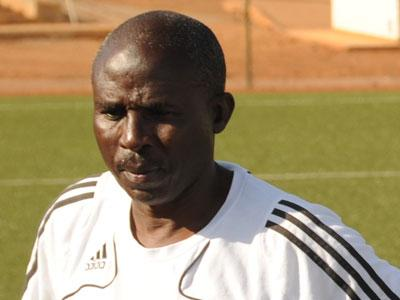 Under-17 coach Aloys Kanamugire will face a huge task eliminating Uganda. (File)