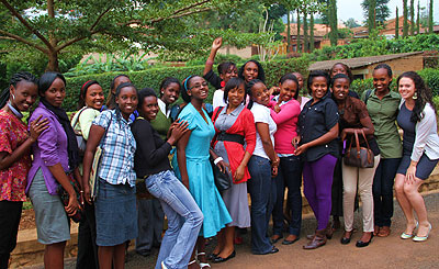 Rwanda has made significant gains in gender equality but more remains to be done. Courtesy.