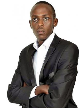 Eric Mugisha, the head of Kings of Comedy. The New Times/File