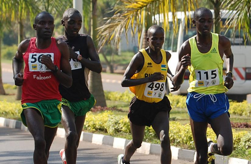 Rwandan athletes are noticeably missing in the selected Africa team which will compete at the 2014 IAAF Continental Cup in Morocco. (File photo)