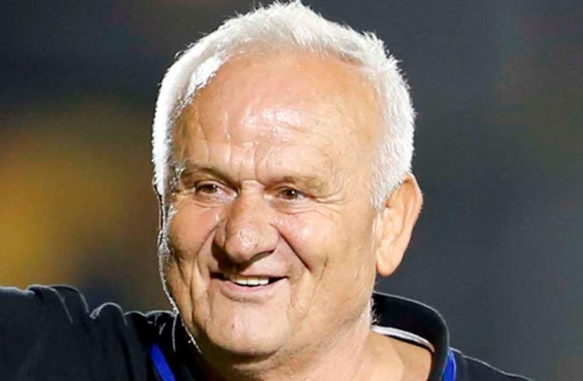 APR coach Serbian Petrovic is  keen on guiding APR to more future success. (Courtesy)
