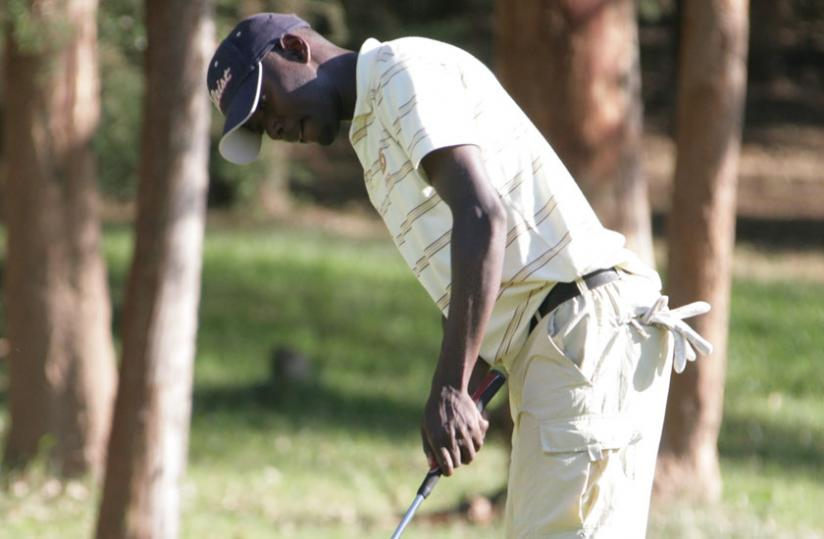 Ruterana, seen here playing in a past local competition, is looking to impress in the regional tournament in Mombasa. (File photo)