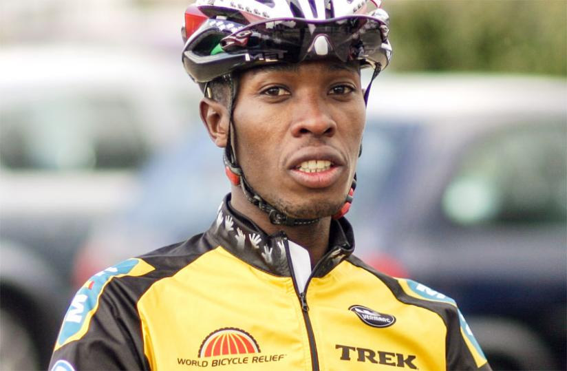 Adrien Niyonshuti has opted out of Tour du Rwanda to concentrate on his club engagement in global competitions. (Internet photo)