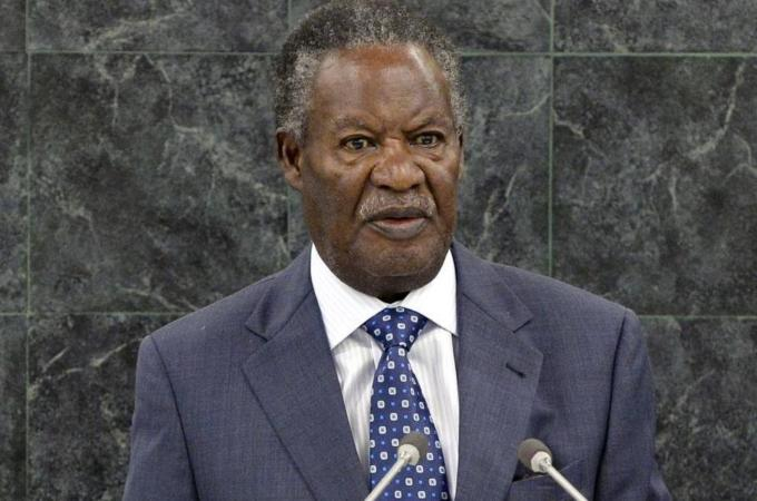 Sata, 77, had been in office since September, 2011 (Internet)