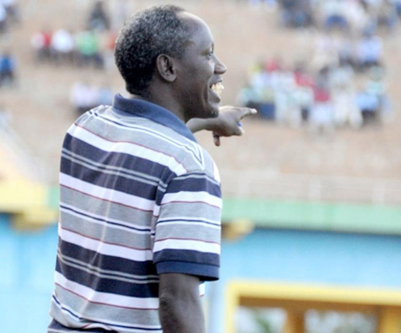 Jean Baptiste Kayiranga was sacked after a poor start to the season which has relegated Mukura to the bottom of the league table. (File)