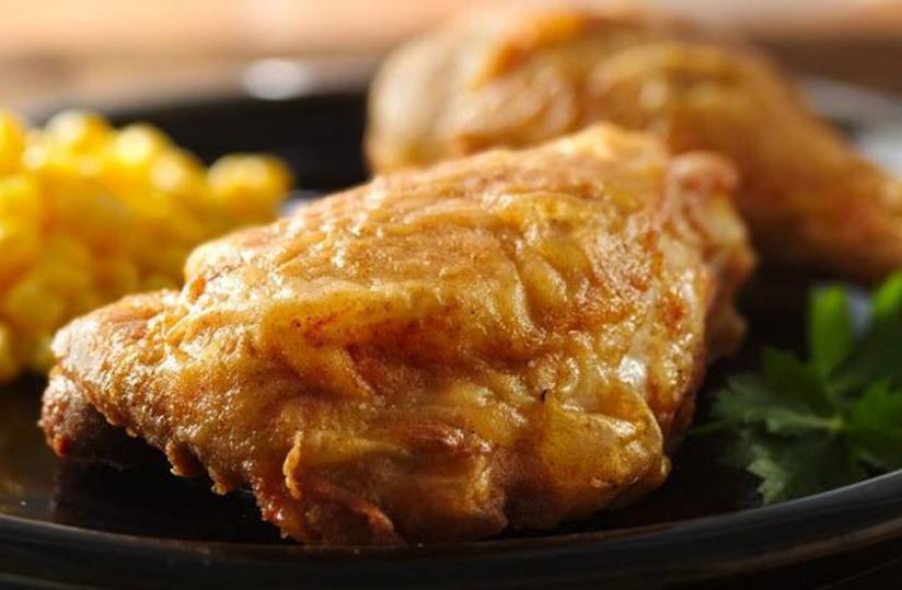 The skillet fried chicken is great if you are having guests over for a dinner.