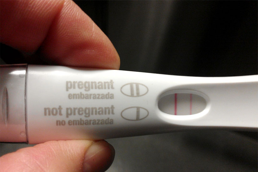 testing for testicular cancer with pregnancy test