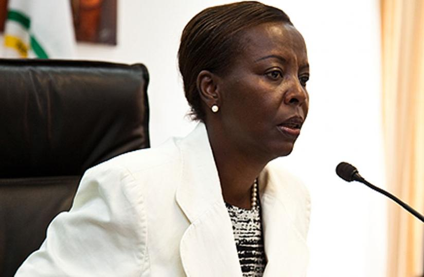 Mushikiwabo has questioned the rational of another SADC-ICGLR summit on FDLR. (T. Kisambira)