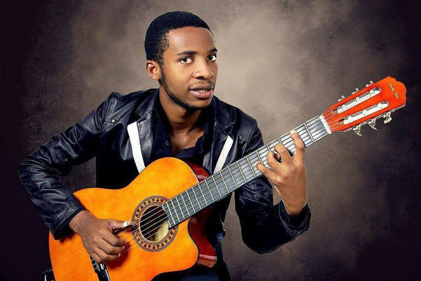 Hope Irakoze is a multitalented musician.  (Net)
