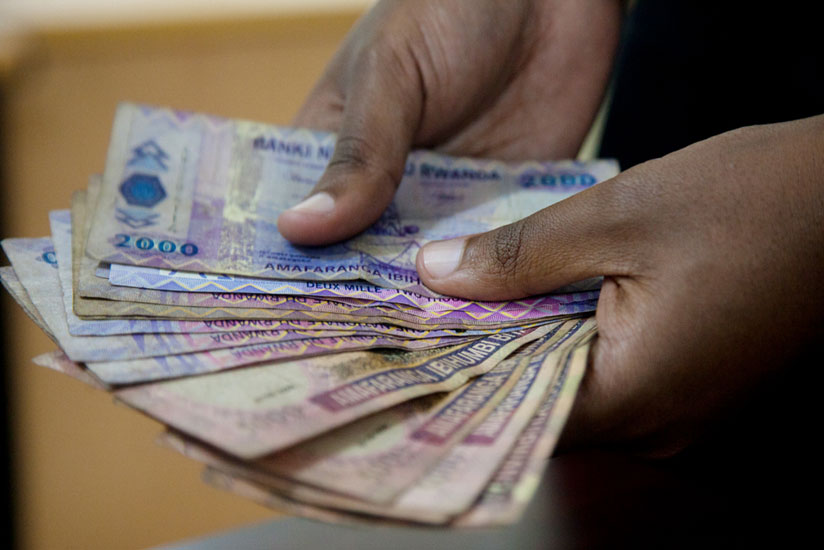 Rwanda Franc is now available on offshore bond. (File)