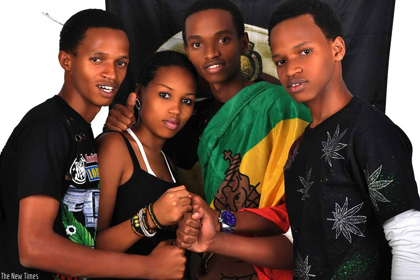 Strong Voice band is a reggae teenager's musical band that started out in 2006.