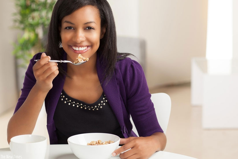 One of the ways to avoid leaky gut problems is to chew your meals well.  (Internet)