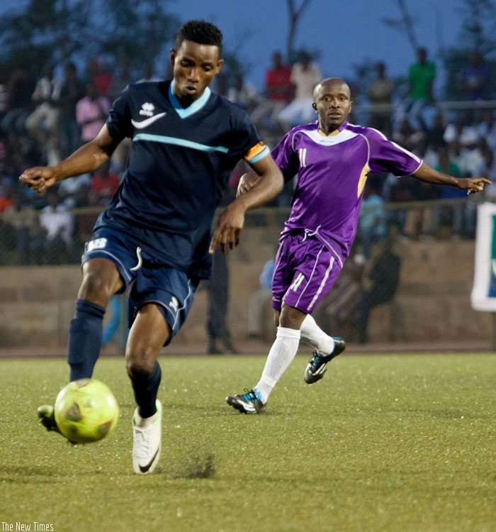 Former Police FC captain Kasereka has joined Rayon Sports on a two-year contract.