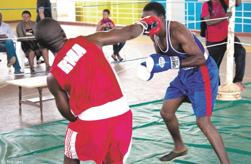 The future of Rwandan boxing remains uncertain as rival factions struggle for power. (File)