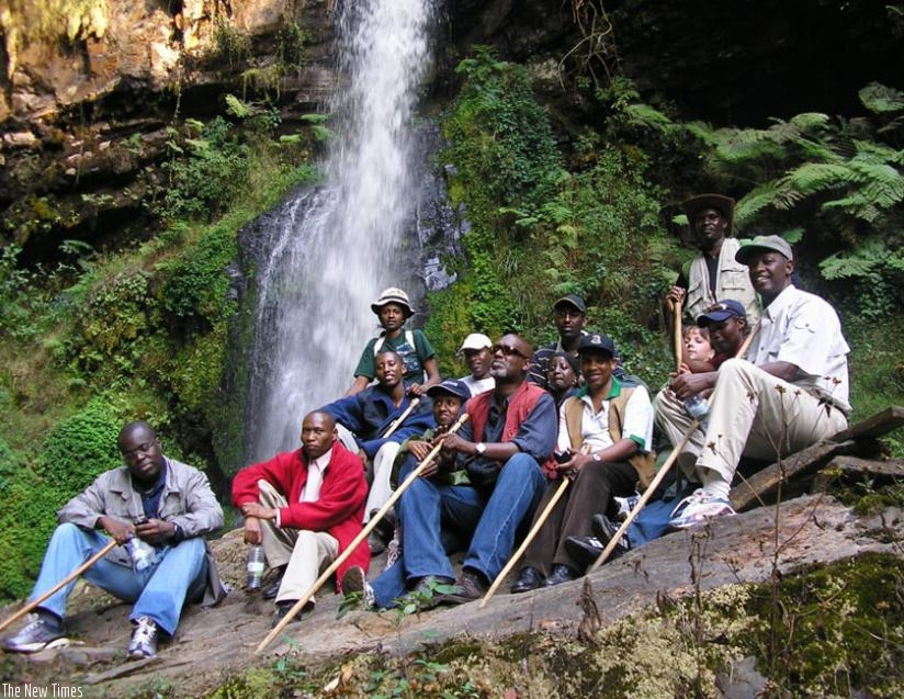 Like the majority of  other East Africans, Rwandans are yet to appreciate local tourism as a normal leisure and holiday activity. (File)