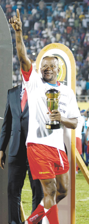 DR Congo President Kabila rewards CHAN champions | The New