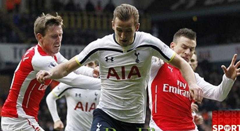 Harry Kane remains a potent threat against Arsenal today. (Net photo)