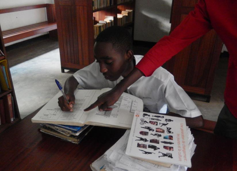 Writing with left-hand is not a disability | The New Times | Rwanda