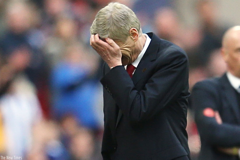 Wenger's Arsenal face tough Goodison test. (Internet photo)