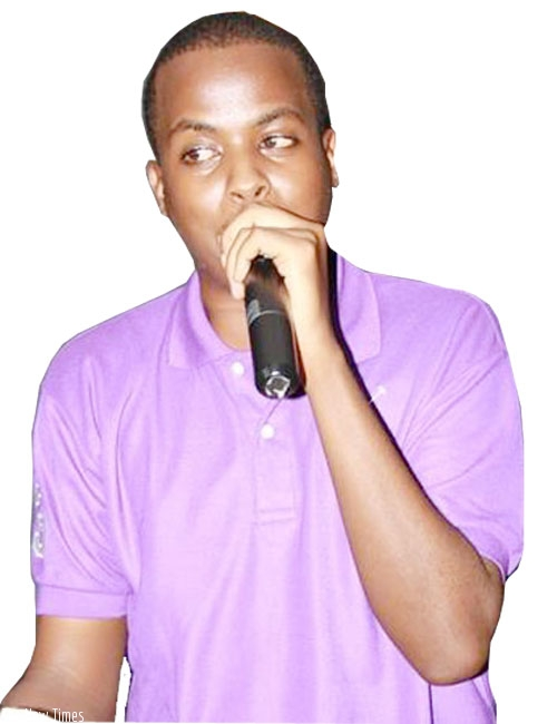 J-Dub released his first mix tape in 2013. (Net photo)
