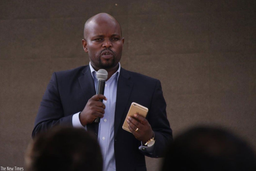 ICT Minister Jean-Philbert Nsengimana has called on Rwandans to use technology to fight Genocide ideology. (Courtesy)