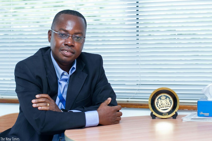 Amoateng is Tigo Rwanda's new general manager. (Courtesy)