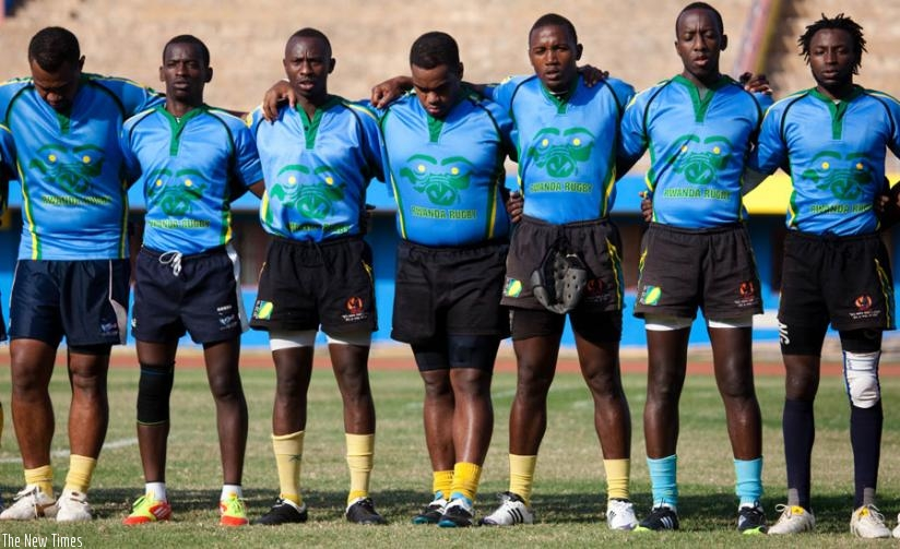 The Silverbacks will be seeking to impress in the Rugby Division 2 Cup starting today. (T. Kisambira)
