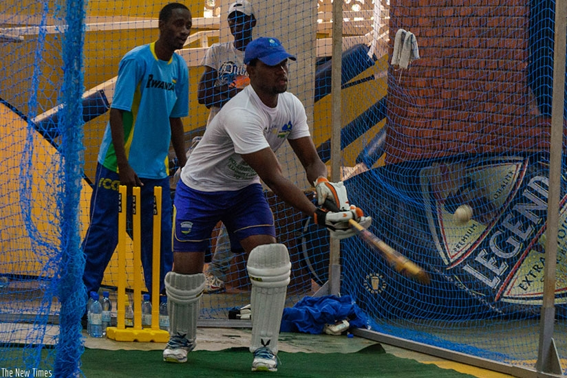 Eric Dusingizimana batted for 51 hours non stop. (File)