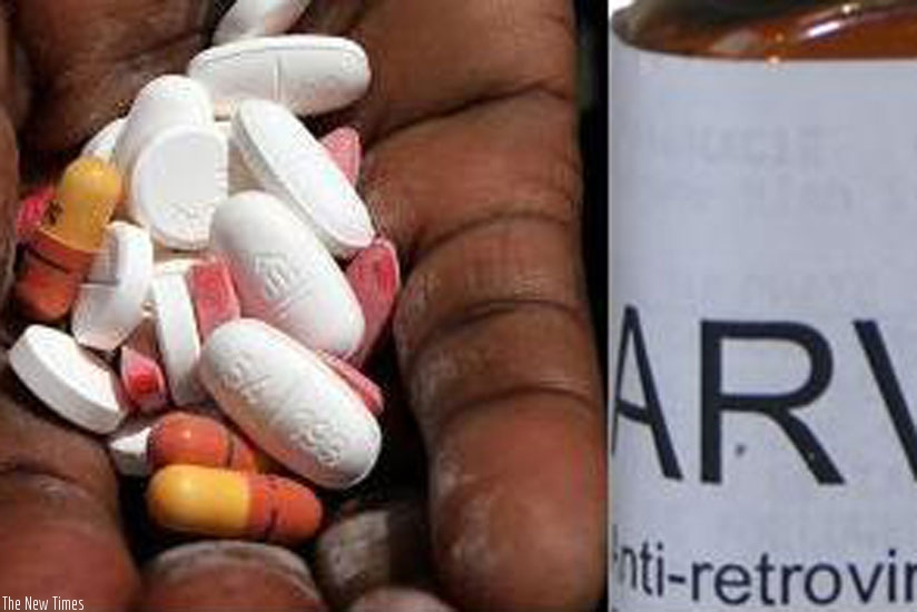 Antiretroviral treatment reduces mortality rates among people living with HIV. (Net.)