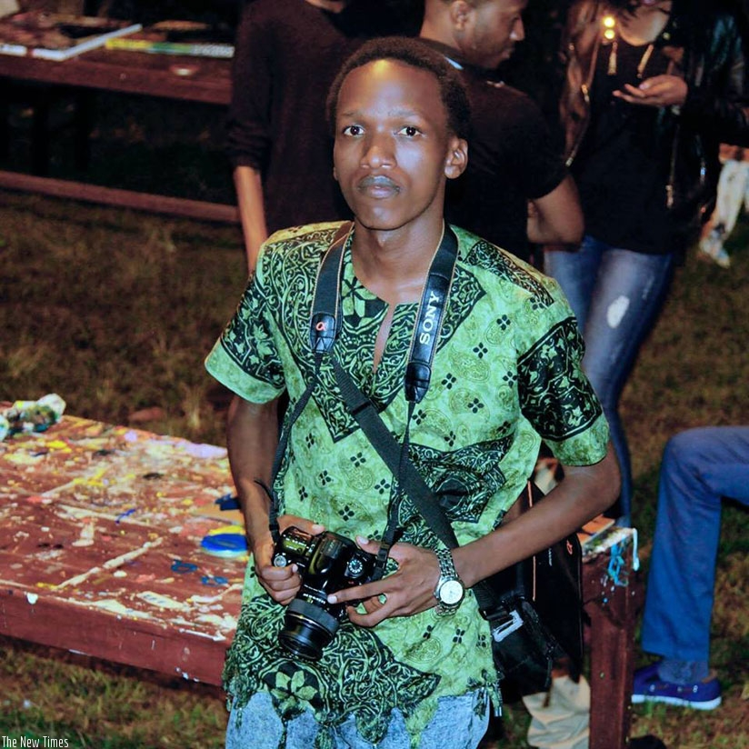 David Berg Murenzi to hold a photo exhibition in memory of his late mother. (Courtesy)