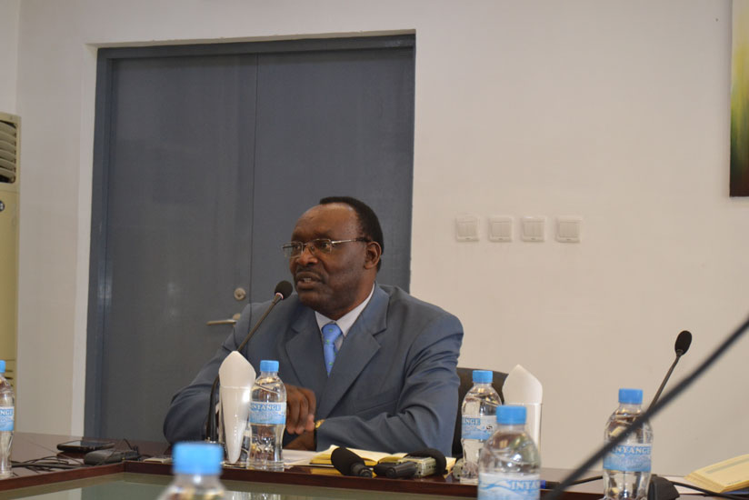 1470953137The-minister-of-Trade-and-Industry,Francois-Kanimba-speaking-at-a-press-conference-yesterday